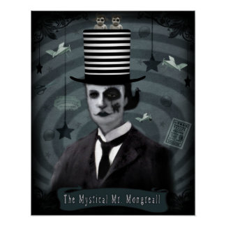 The Mystical Mr. Mongreall 16x20 Poster