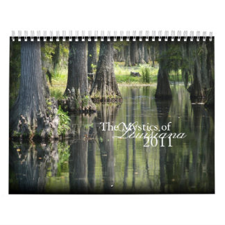 The Mystics of Louisiana 2011 Calendar