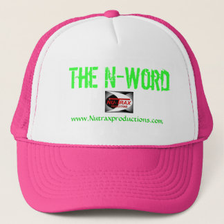The N-Word Blog Trucker Hat