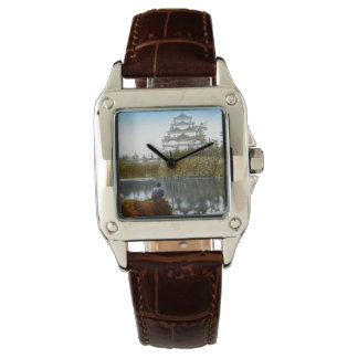 The Nagoya Castle of Old Japan Vintage Japanese Watches