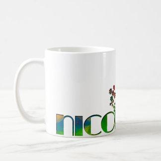 The Name Game - Nicole Coffee Mug