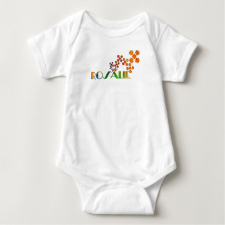The Name Game - Rosalie Baby Bodysuit