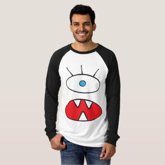 The Nameless Beast - Long Sleeve Raglan T-Shirt