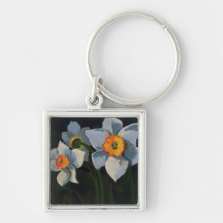 The Narcissus Flower Keychain