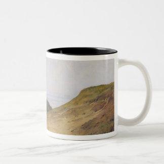The Narrow Pass at Blankenese, 1840 Mug