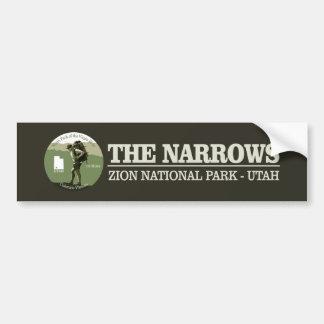 The Narrows Bumper Sticker