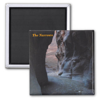 The Narrows Square Magnet