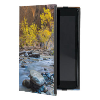 The Narrows Of The Virgin River In Autumn Case For iPad Mini