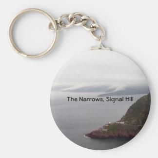The Narrows, Signal Hill Key Chain