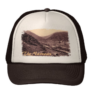 The Narrows Vintage Cumberland Hat