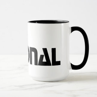 The National - 1980 promo graphic Mug