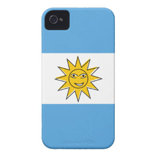 The national flag of Argentina iPhone 4 Case-Mate Cases