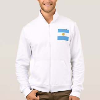 The national flag of Argentina Jacket