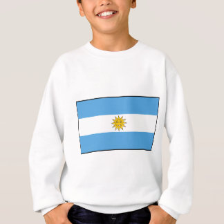 The national flag of Argentina Sweatshirt