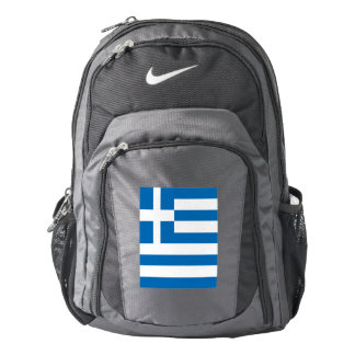 The National flag of Greece Backpack