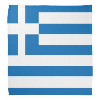 The National flag of Greece Bandana
