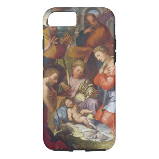 The Nativity, 1534 (oil on panel) iPhone 7 Case