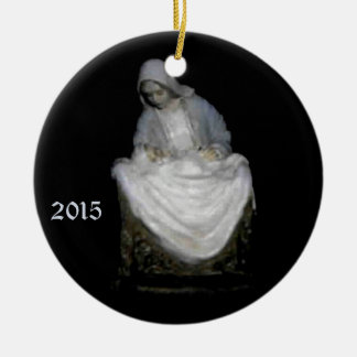 THE NATIVITY 2015 COLLECTOR CHRISTMAS ORNAMENT