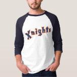 The Natural Roy Hobbs New York Knights Jersey T-Shirt