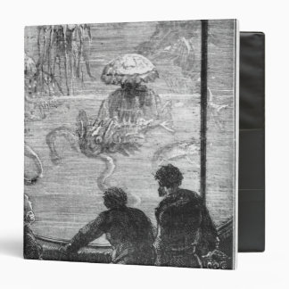 The Nautilus Passengers Vinyl Binders