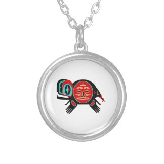 The Navigator Silver Plated Necklace
