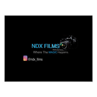 The NDX FILMS Poster