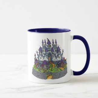 The Necropolis Castle Mug