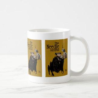The Needle periodical illustration Coffee Mugs