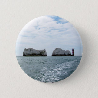 The Needles 2 Inch Round Button