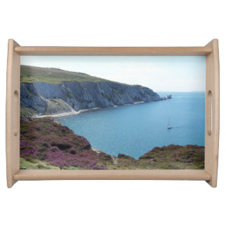 The Needles, Isle of Wight Serving Tray