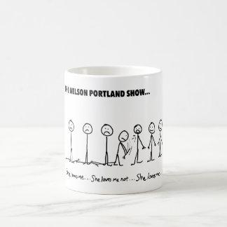 The Nelson Portland Show mug
