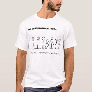 The Nelson Portland Show T-Shirt