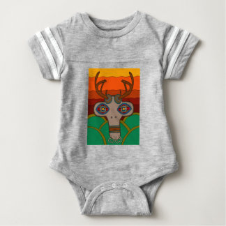 The Nemesis Baby Bodysuit