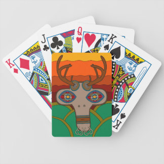 The Nemesis Bicycle Playing Cards