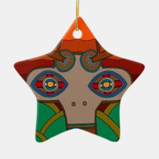 The Nemesis Ceramic Ornament