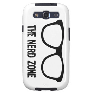 The nerd Zone Galaxy SIII Cover