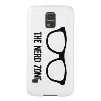 The nerd Zone Galaxy S5 Cover