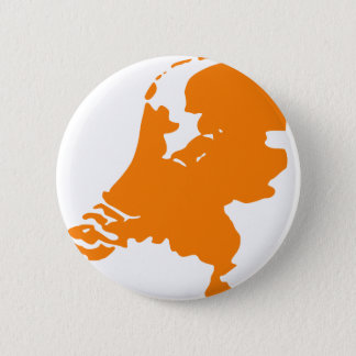 The Netherlands 2 Inch Round Button