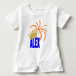 The Netherlands Baby Romper