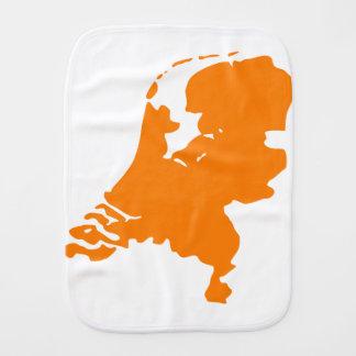 The Netherlands Burp Cloth