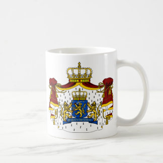 The Netherlands coat of arms Coffee Mug