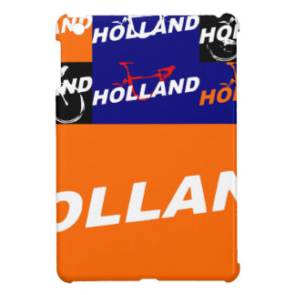 The Netherlands Cycling Cover For The iPad Mini