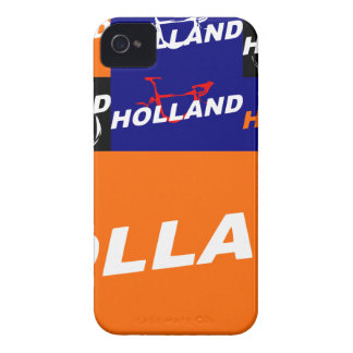 The Netherlands Cycling iPhone 4 Case