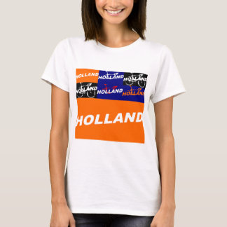 The Netherlands Cycling T-Shirt