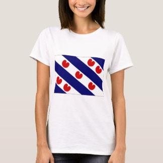 The Netherlands Friesland Flag T-Shirt