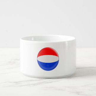 The Netherlands Holland Dutch Flag Bowl