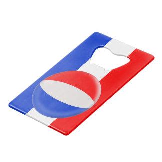 The Netherlands Holland Dutch Flag Credit Card Bottle Opener