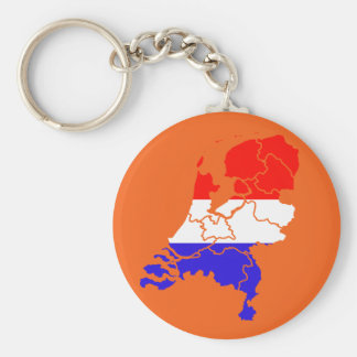 The Netherlands Keychain