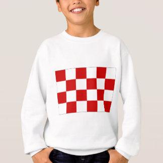 The Netherlands Noord Brabant Flag Sweatshirt
