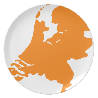 The Netherlands Plate